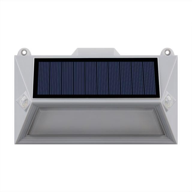 Mural spot solaire for Spot exterieur solaire avec detecteur