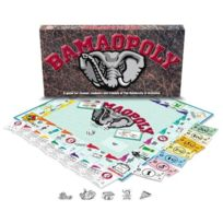 Late for the Sky - Bama-opoly