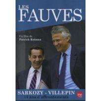Ina - Les fauves : Sarkozy - Villepin, 15 ans d'affrontements