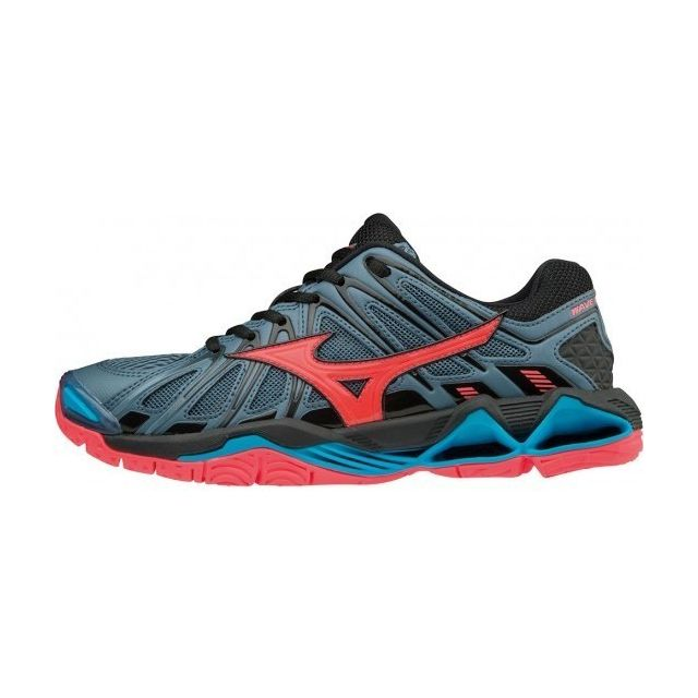 024aad9afdb Mizuno - Chaussures femme Wave Tornado X2 - pas cher Achat   Vente  Chaussures volley - RueDuCommerce