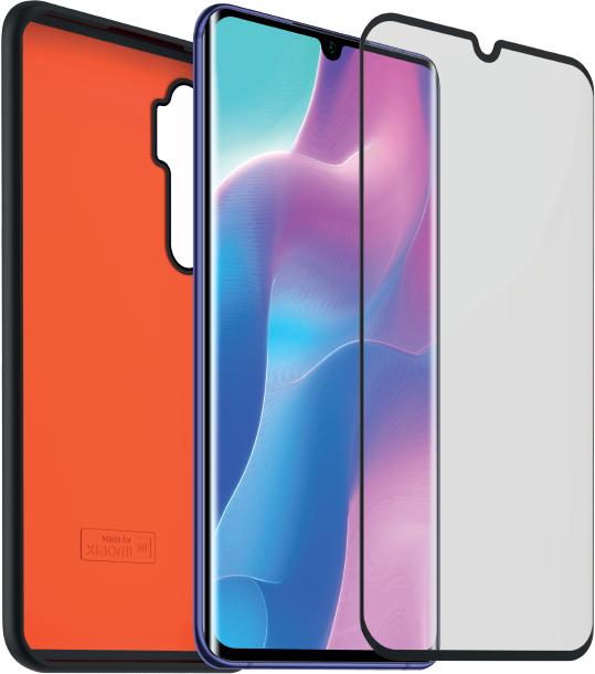 Pack Protection 360° TPU pour Xiaomi Mi Note 10 Lite