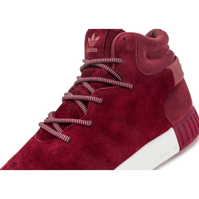 grossiste eaf84 a7aee Adidas originals - Tubular Invader Bordeaux Rouge - pas cher ...