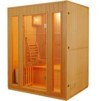 France Sauna - Sauna Traditionnel Finlandais Zen 3