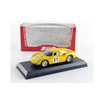 Best Model - 1/43 - Ferrari 250 Lm - Spa Francorchamps 1966 - 9277
