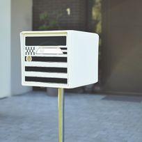 porte boite aux lettres achat porte boite aux lettres. Black Bedroom Furniture Sets. Home Design Ideas