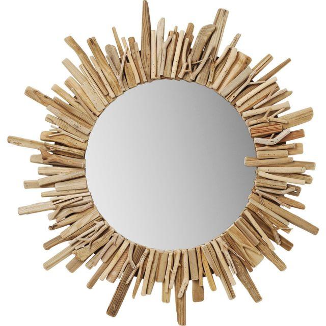 Karedesign Miroir Legno 82cm Kare Design