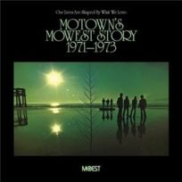 Light in the Attic Records - Motown'S Mowest Story 1971-73 Cd