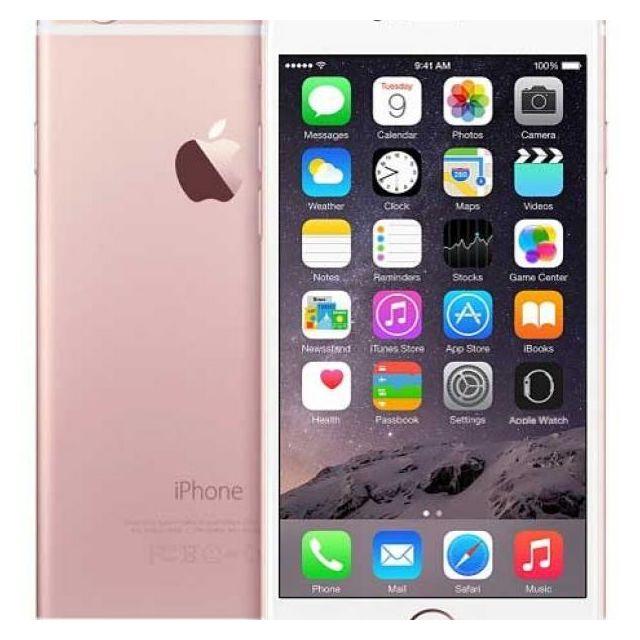 APPLE iPhone 6s 4G 32GB rose gold EU MN122 A pas cher - Achat   Vente  iPhone iOS - RueDuCommerce 3bf5231bdff4