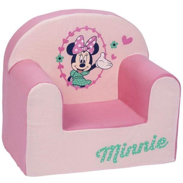 Icaverne FAUTEUIL BEBE - CANAPE BEBE BABY Minnie Fauteuil droit déhoussable - 25 cm