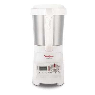 MOULINEX - Blender SOUP & CO BLANC LM90411