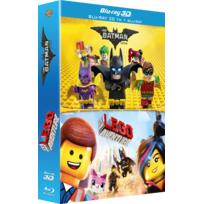 WARNER BROS - lego batman / lego movie