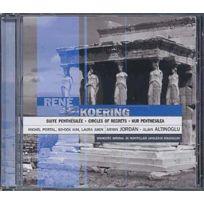 Accord - René Koering - Circle of regrets, Nur penthesilea, Suite Penthésilée