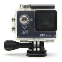 "Takara - Cs9 Caméra Sport Full Hd 1080P - Ecran 2"" - WiFi"