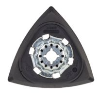 MT Metabo Patin abrasif pour ponceuse triangulaire 93/mm 626421000