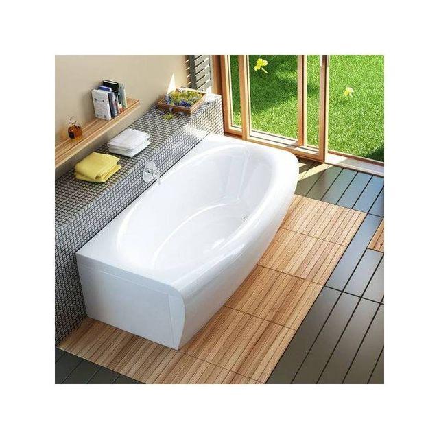 ravak baignoire evolution 180 avec tablier pas cher achat vente baignoire rueducommerce. Black Bedroom Furniture Sets. Home Design Ideas