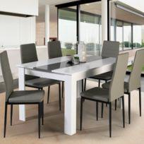 Tables à manger - Achat Tables salle à manger pas cher - RueDuCommerce