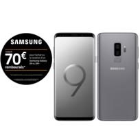Galaxy S9 Plus - 256 Go - Gris