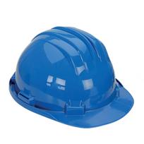 SINGER FRERES - Casque de chantier SINGER en polyéthylène - Bleu - CAS5RSB