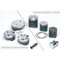 Airsal - Piston de Rechange Kit 059003 Cpi 50 Gtr