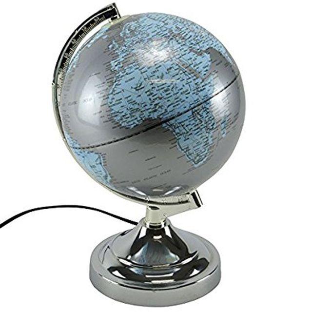 maison futee lampe touch globe terrestre pas cher. Black Bedroom Furniture Sets. Home Design Ideas