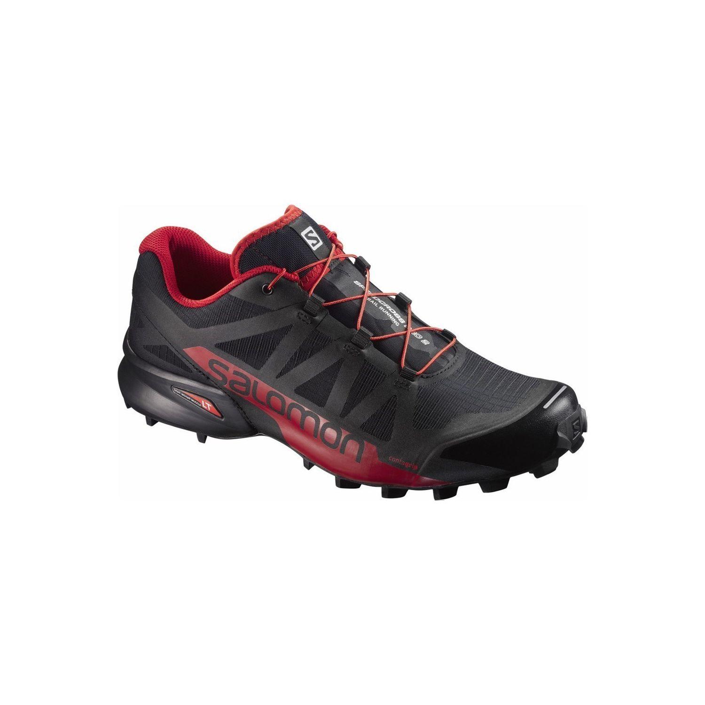 Salomon - W Terenie Speedcross Pro 2 Rouge - pas cher Achat / Vente Chaussures running