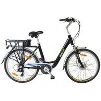 INNOWIN - Vélo à assistance électrique BELAIR II premium noir - 36V - 26 pouces