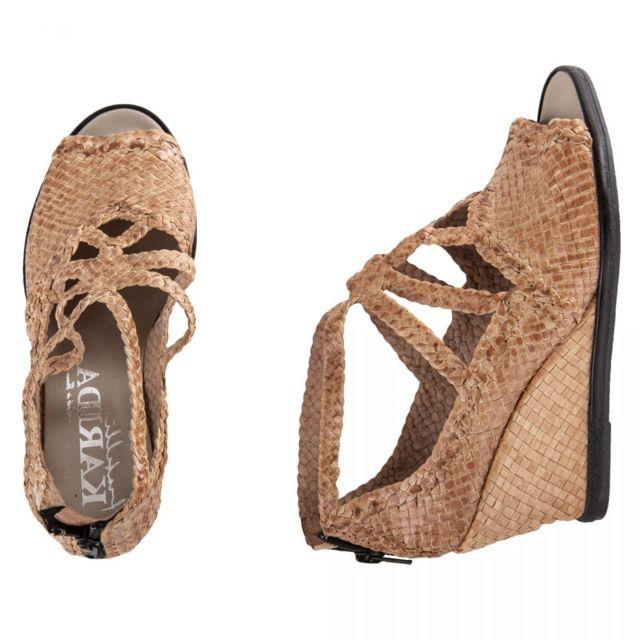 Cuir Cuir Cher Chaussures Pas Pas Compensées Chaussures Compensées oCBexrd