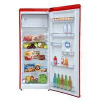 frigo rouge achat frigo rouge pas cher rue du commerce. Black Bedroom Furniture Sets. Home Design Ideas