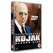 Mediumrare - Kojak IMPORT Anglais, IMPORT Coffret De 5 Dvd - Edition simple