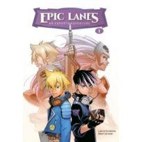 Hachette Comics - epic lanes T.1