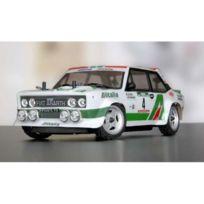 Rally Legends - Fiat 131 Abarth Alitalia 1978 1/10e Lights Rallye Legends