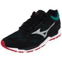 sports shoes 27fef c8a1e Mizuno - Chaussures running Synchro mx2 vertcanard Noir 75474