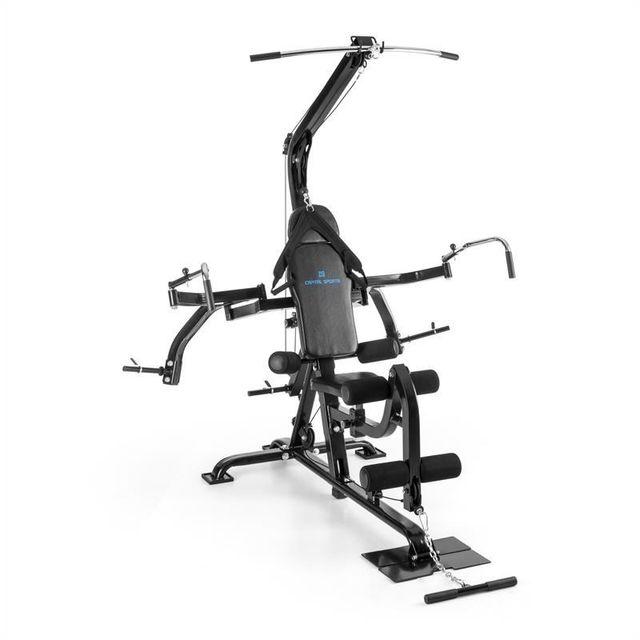 capital sports exploitar hometrainer appareil de musculation multifonction pas cher achat. Black Bedroom Furniture Sets. Home Design Ideas