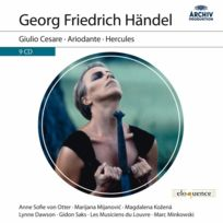 Archiv Produktion - Georg Friedrich Haendel - Giulio Cesare, Ariodante, Hercules Coffret
