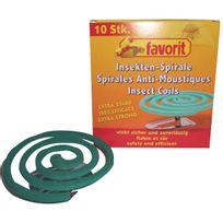 Favorit - Spirale anti-moustique x10