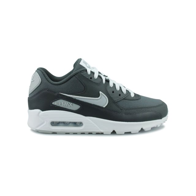 Nike - Air Max 90 Essential Anthracite Aj1285-005 Gris - 46 - pas cher Achat / Vente Baskets homme - RueDuCommerce