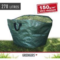 Greengers - Cogex Sac de jardin 270L
