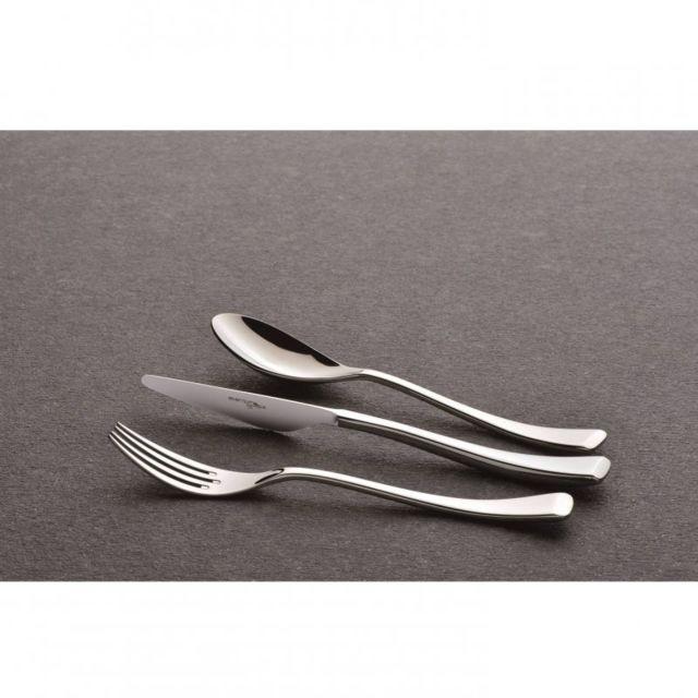 Eternum Modèle Mahé - acier inoxydable en 18/10 - Couteau standing - finition miroir - épaisseur 5 mm - garantie lave-vaisselle