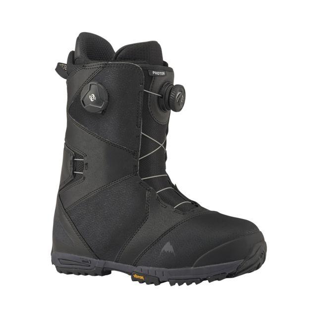 Boots De Snowboard Photon Step on Black Homme Noir Burton Homme