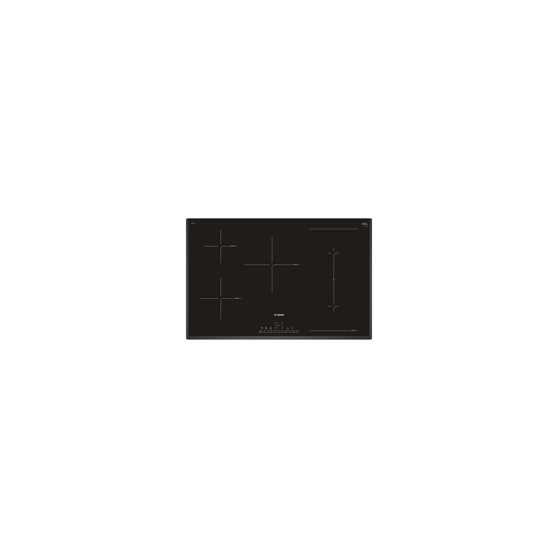 bosch table de cuisson induction cm foyers noir pvwfbe with protection de plaque induction. Black Bedroom Furniture Sets. Home Design Ideas