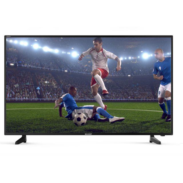 Sharp - TV LED 40'' 101cm