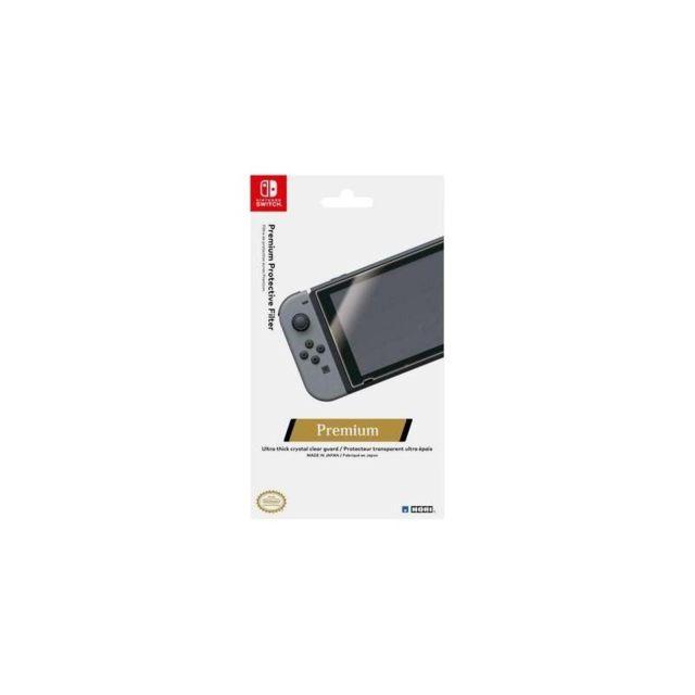 Nintendo - Set De Protection D'ÉCRAN Switch Film De Protection D'ÉCRAN Premium Switch Nsw-032U