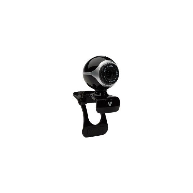 V7 - Vantage Webcam 300 Cs0300-1E - Webcam - couleur - 0,3 Mp - 640 x 480 - audio - Usb 2.0