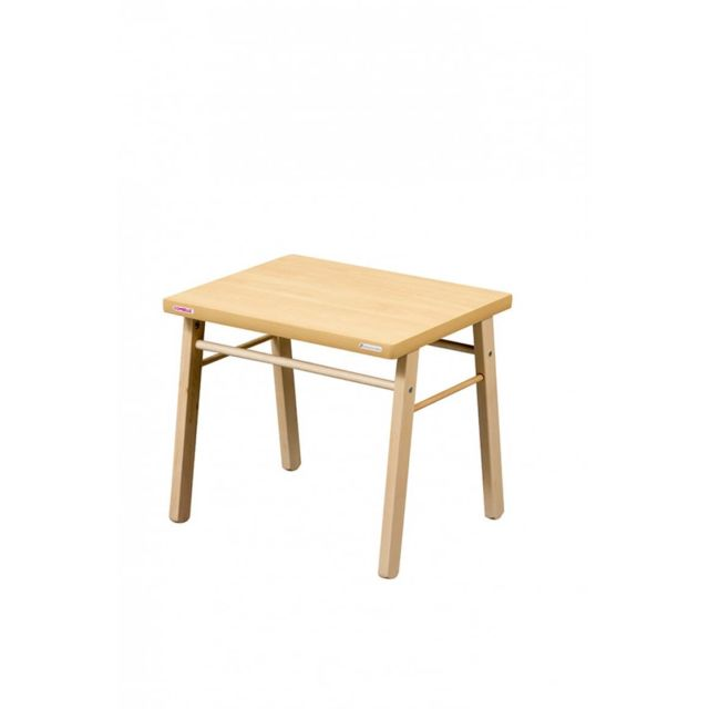 Combelle - Table basse enfant naturel 1cm x 0cm x 0cm