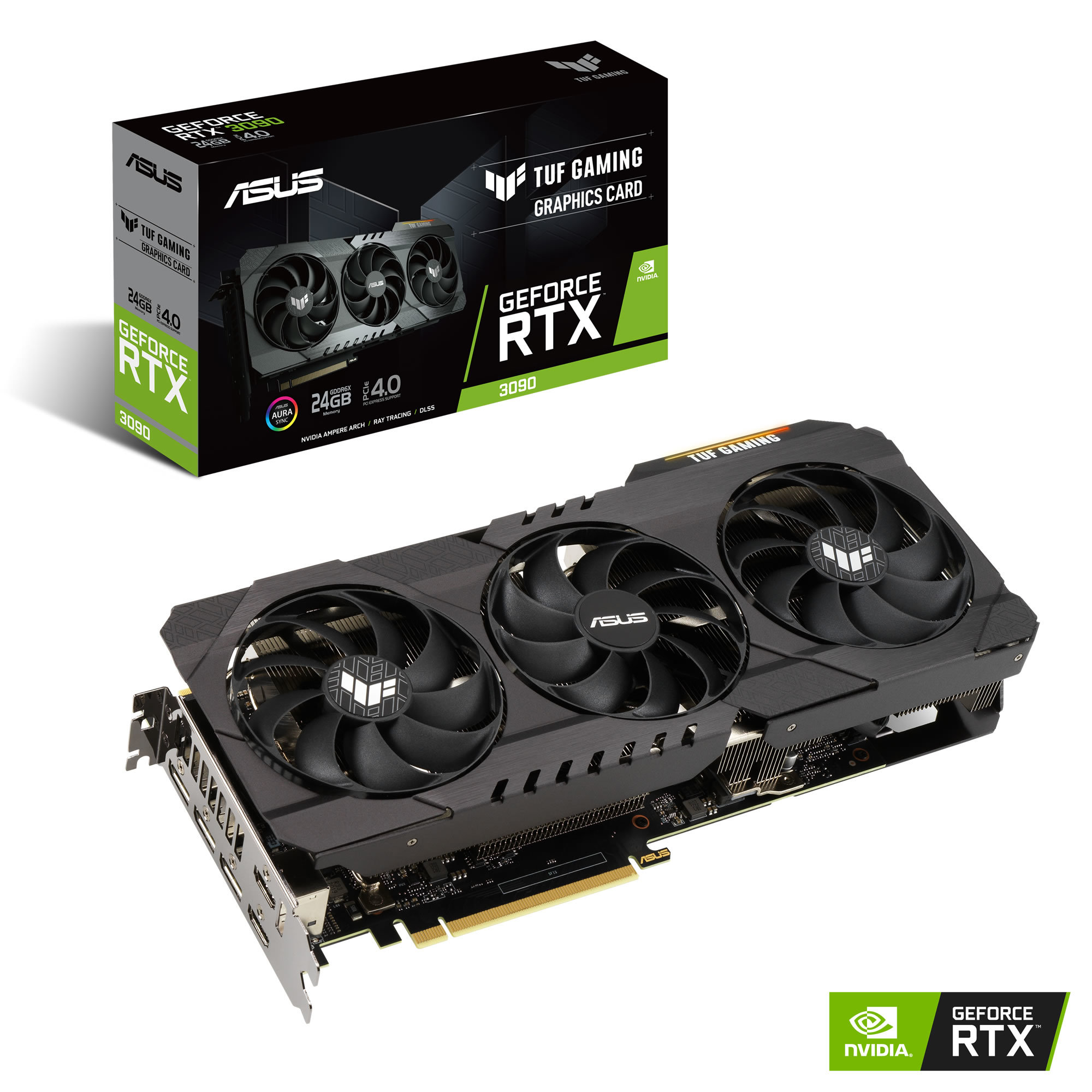 Carte graphique GeForce RTX 3090 Asus