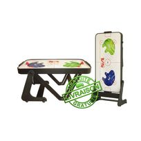Riley - Air Hockey Typhoon 6 Ft- Pliable A La Verticale