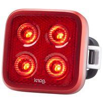 Knog - Blinder Mob Four Eyes - Éclairage vélo - Led rouge rouge