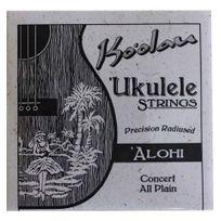 Pono Kooalau - Cordes Ukulele concert Ko'oalau Alohi Nylon