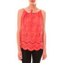 Dresscode - Debardeur Hs-1019 Dress Code Rose