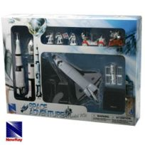 New Ray - Coffret Space Adventure 15 pièces - 1/48